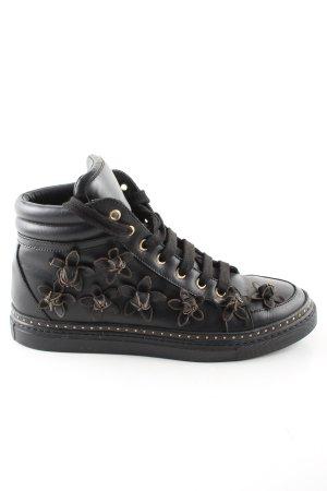 Dsquared2 High Top Sneaker schwarz Casual-Look