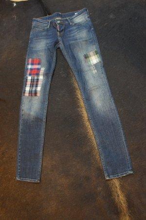 DSQUARED2 Hose Jeans Größe 34 it. 38 W26 EINZIGARTIG