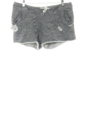 Dsquared2 Hot Pants grau