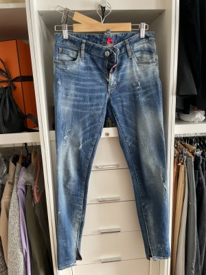 Dsquared2 Boot Cut Jeans blue