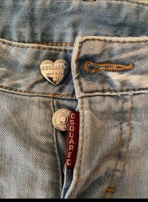 Dsquared2 Jeans skinny azzurro