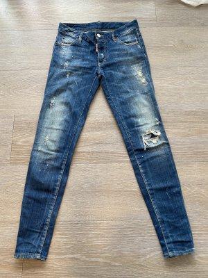 Dsquared2 Jeans slim fit blu-blu scuro