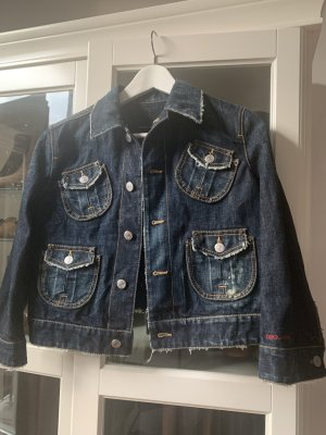 dsquared2 Jeansjacke IT42 / EU38, cropped