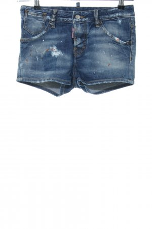 Dsquared2 Jeansshorts blau Casual-Look