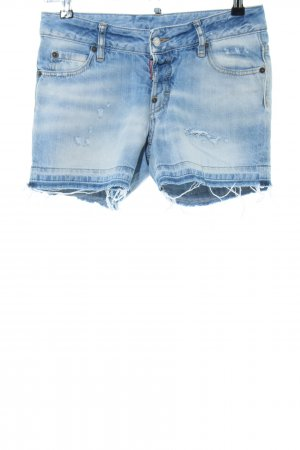 Dsquared2 Denim Shorts blue casual look