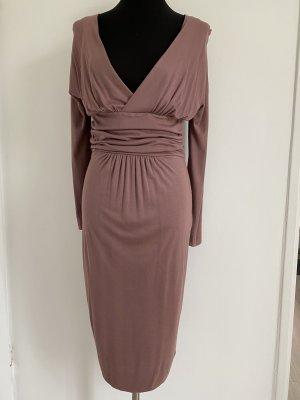 Dsquared2 Longsleeve Dress dusky pink