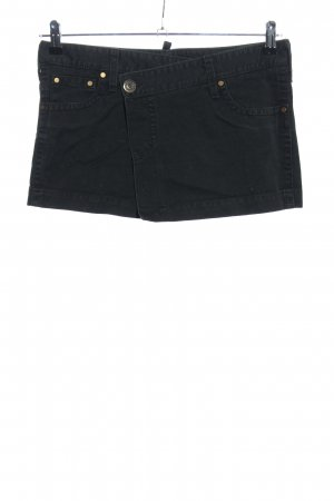 Dsquared2 Minirock schwarz Casual-Look