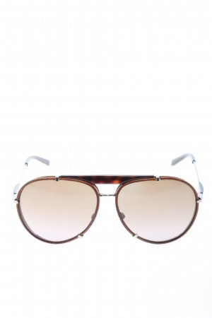 Dsquared2 Pilot Brille braun Casual-Look