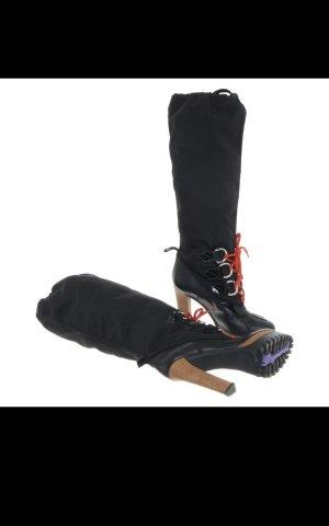 Dsquared2 Platform Boots black