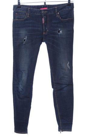 Dsquared2 Jeans skinny blu stile casual