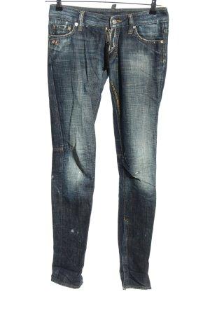 Dsquared2 Skinny Jeans blau Casual-Look