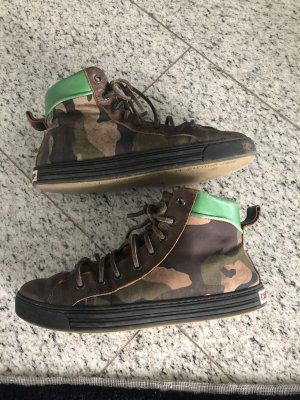 Dsquared2 Sneaker in Camouflage