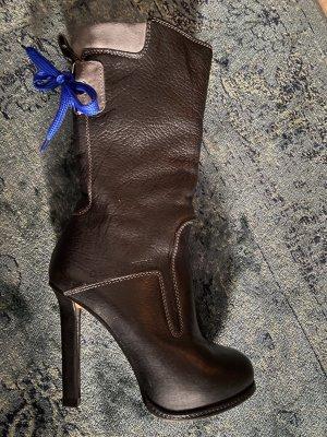 Dsquared2 Laarzen met hoge hakken veelkleurig Leer