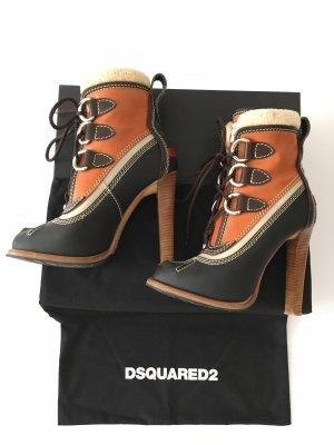 Dsquared2 Stiefeletten aus Leder