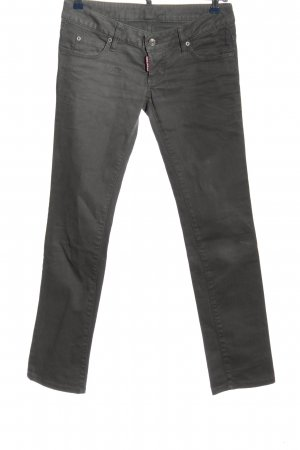 Dsquared2 Straight-Leg Jeans hellgrau Casual-Look