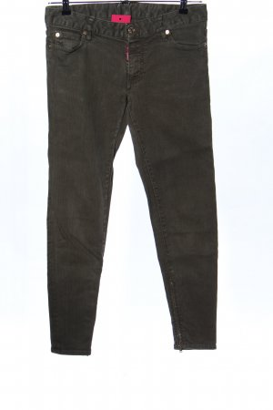 Dsquared2 Stretch Jeans braun Casual-Look