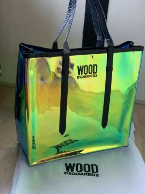 Dsquared2 Shopper multicolored polypropylene