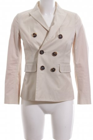 Dsquared2 Übergangsjacke creme Business-Look