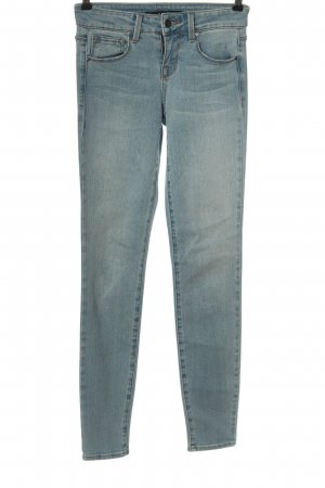 DSTLD Tube Jeans blue casual look