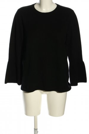 dtlm repeat Cashmere Jumper black casual look