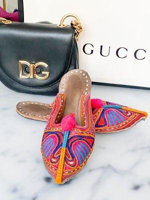 Dubai arabische Schuhe