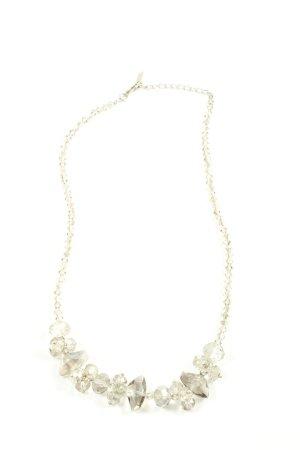 dublon Collier Necklace silver-colored elegant