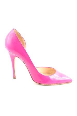 Duccio Venturi High Heels pink Casual-Look