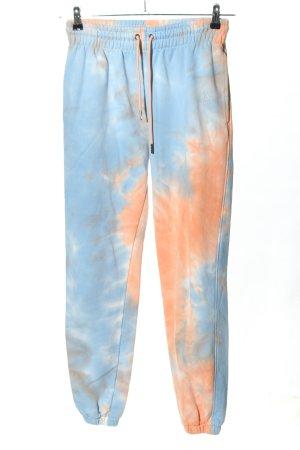 Ducie Pantalon de jogging motif abstrait style décontracté