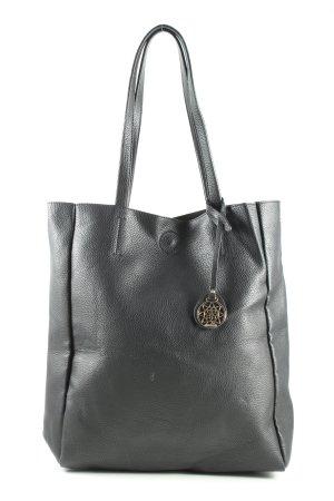 Dudlin Shopper noir style décontracté