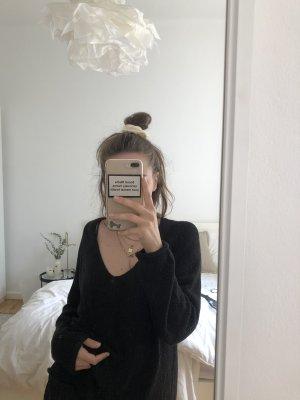 Dünn gestrickter Pullover