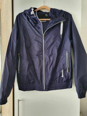 Bench Between-Seasons Jacket dark blue-steel blue