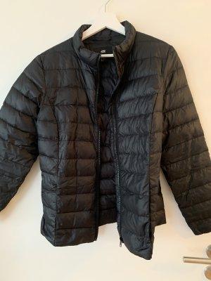 H&M Double Jacket black