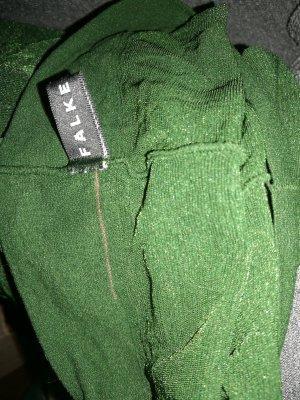 Falke Leggings verde scuro-verde bosco