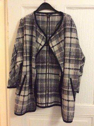 H&M Premium Giacca di lana multicolore