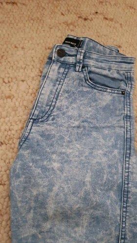 Tally Weijl Pantalón de tubo azul celeste-azul acero