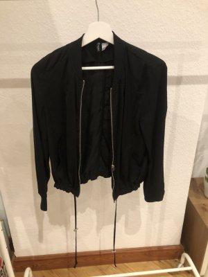 H&M Giacca a blusa nero