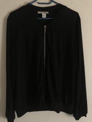 Atelier Cardigan noir-argenté