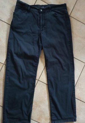 Angels Jeans met rechte pijpen donkerblauw