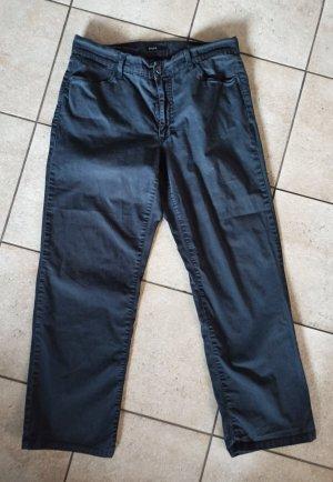 Angels Jeans coupe-droite bleu foncé