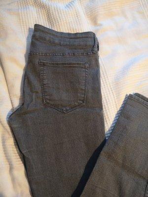 Dünne Jeans