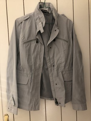 CMP Raincoat light grey