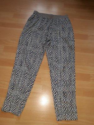 Only Pantalone alla turca multicolore Tessuto misto