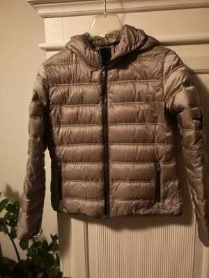 BC Collection Between-Seasons Jacket silver-colored-light grey
