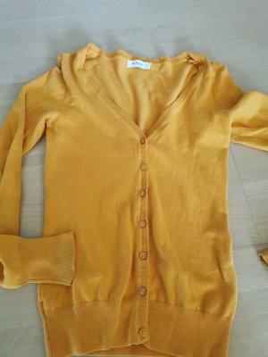 Dünne Weste gelb /Orange Gr. S