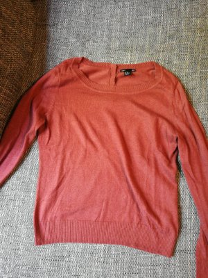 Dünner Basic-Pullover