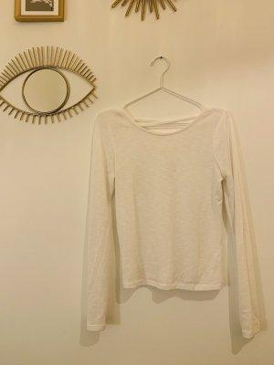 Dünner Baumwoll-Pullover