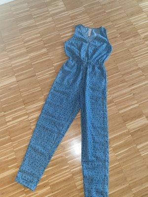 dünner Jeans Einteiler