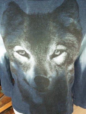 dünner Kurzpulli Pullover Tally Weijl Wolf 36