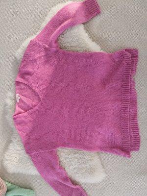 Dünner Oversize Pullover