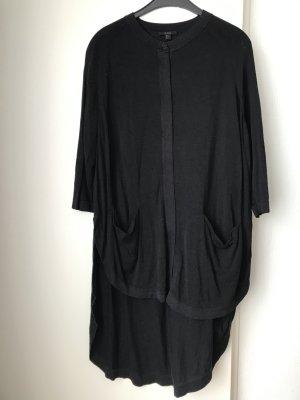 Dünner Oversized Cardigan mit Taschen